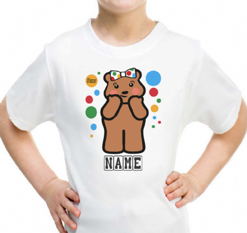Children In Need Blush T-shirt